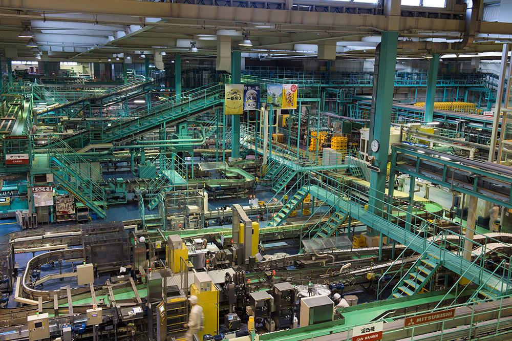ビール 見学 キリン 工場